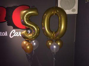 Fiesta 50 cumpleaños Madrid