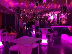 Fiestas de cumpleaños en Moncloa