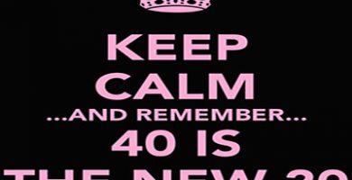 Fiesta 40 cumpleaños Madrid
