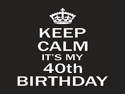 Sitios para celebrar 40 cumpleaños en Madrid