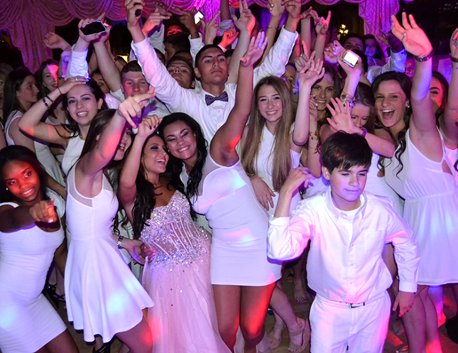 Fiesta Sweet Sixteen en Madrid